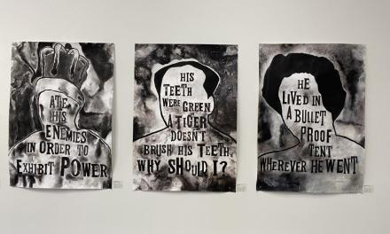 "3S Artspace Exhibit: ""Your Leader Could be a Tyrant, How to Tell"""