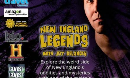 New England legends haunt Durham Public Library