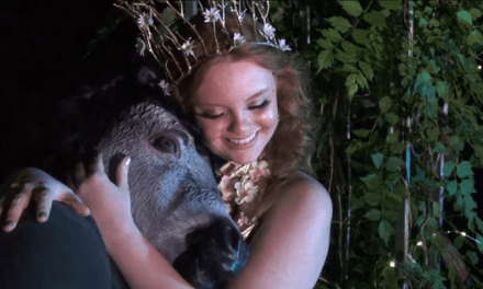 """A midpandemic night's show – Theatre department puts on """"Midsummer Night's Dream"""""""