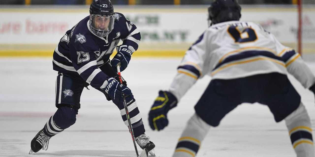 Wildcats prepare for Maine after positive COVID-19 test delays season
