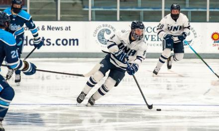 UNH offense shines in weekend split with Maine