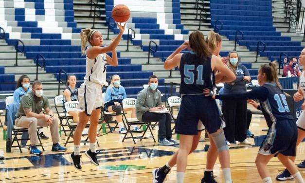 Wildcats upset Black Bears in back and forth weekend