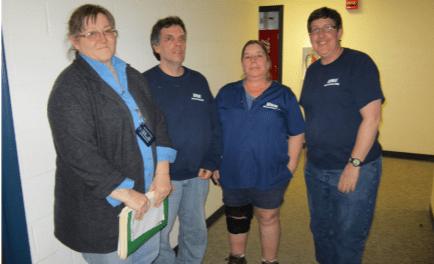 UNH service worker spotlight: Annette Vachon