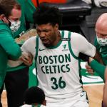 Celtics to rely on bench depth in wake of Smart injury