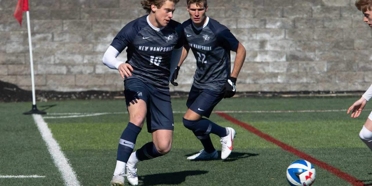 O'Driscoll notches game-winner on opening weekend