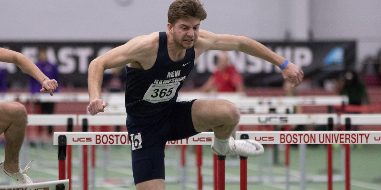UNH earns 10 first-place finishes at Southern Maine
