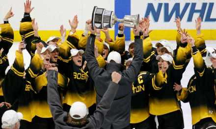 Four former Wildcats win NWHL's Isobel Cup with the Boston Pride