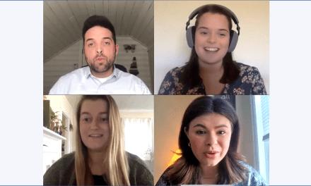 Journalism alumni speak to aspiring journalists
