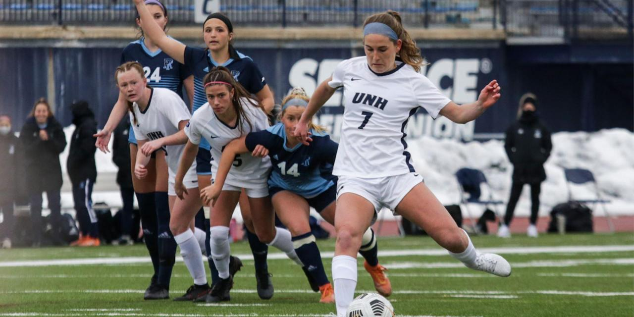 Look ahead to the fall season for women's soccer