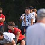 UNH football: Brosmer suffers torn ACL, Edwards named starting QB