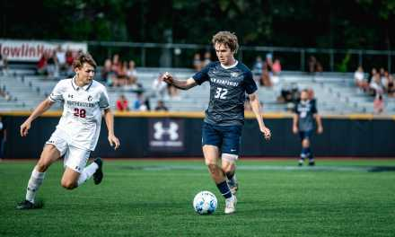UNH men's soccer: O'Driscoll's strike lifts No. 12 Wildcats over Northeastern