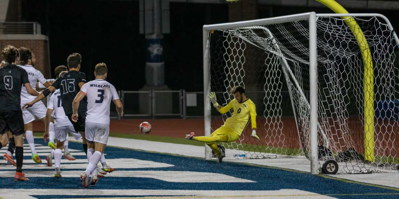 UNH men's soccer: Koleilat saves the day for No. 14 Wildcats in 2-1 nail biter