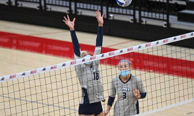 UNH volleyball: Sullivan impresses as Wildcats fall short over the weekend