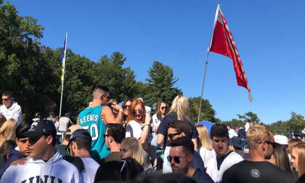 UNH announces updated Homecoming tailgate protocols