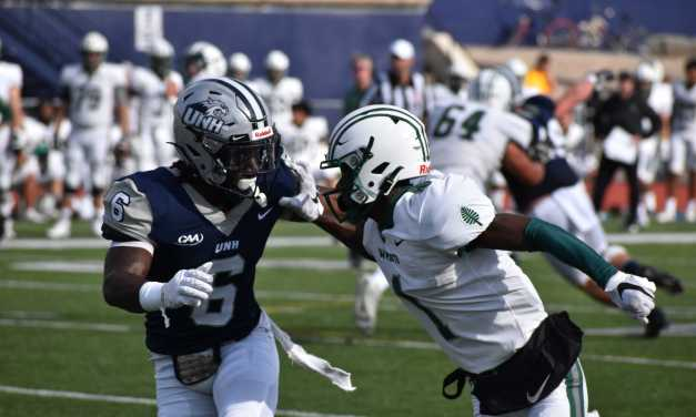 UNH football: No. 23 Wildcats 'manhandled' by Dartmouth in third straight loss