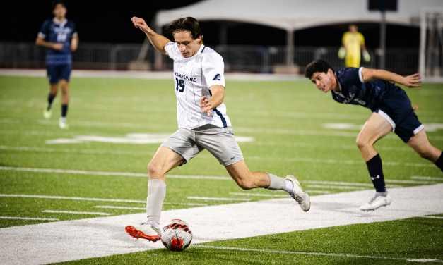 UNH men's soccer: Pinkham's goal propels No. 5 Wildcats back into the win column at UMBC