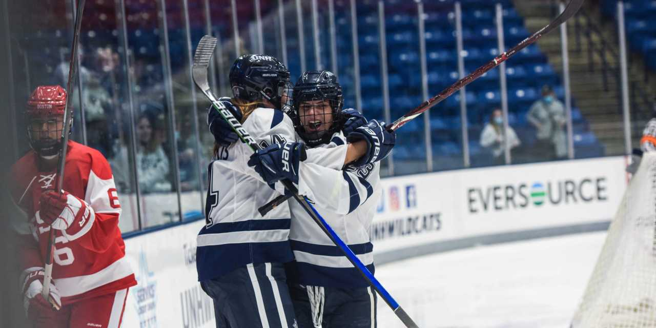 UNH women's hockey: Wildcats 'didn't play the way you need to' according to Witt in opening series against BU