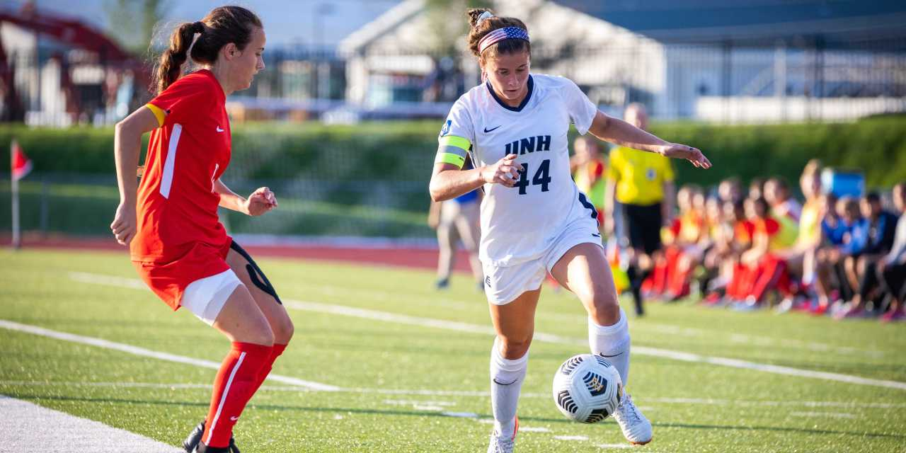 UNH women's soccer: Wildcats' 3-0 win at Stony Brook could serve as launching pad as team moves deeper into conference play