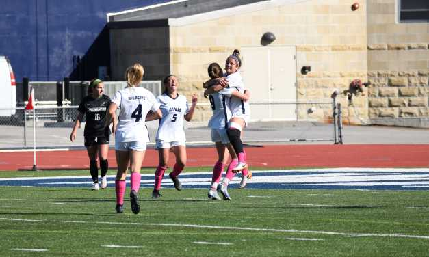 UNH women's soccer: Wildcats inch closer to playoff berth with 1-0 win over Binghamton
