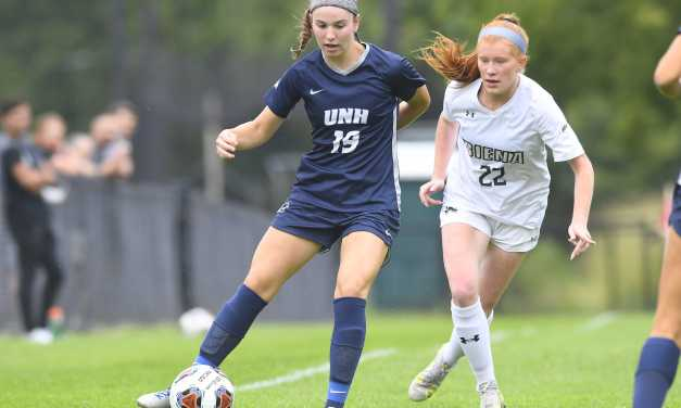 UNH women's soccer: Wildcats peaking at the right time after winning three in a row