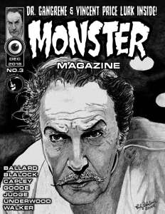 Monster Magazine No. 3 Cover