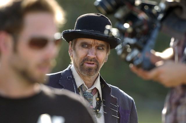 Bill Moseley plays Dr. Kharver in 'Big Top Evil'