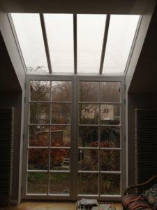 ovanljus och fönsterdörrar