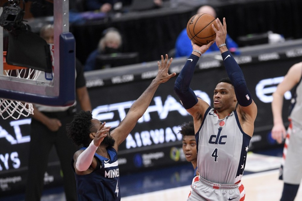Wizards send Timberwolves to 7th straight loss, 128-112   Taiwan News    2021/02/28