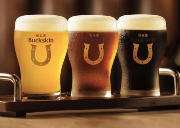 Buckskin won World Beer Awards. (Buckskin photo)