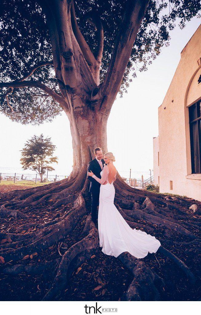 Redondo Beach Historic Library Weddings Karen Ben x