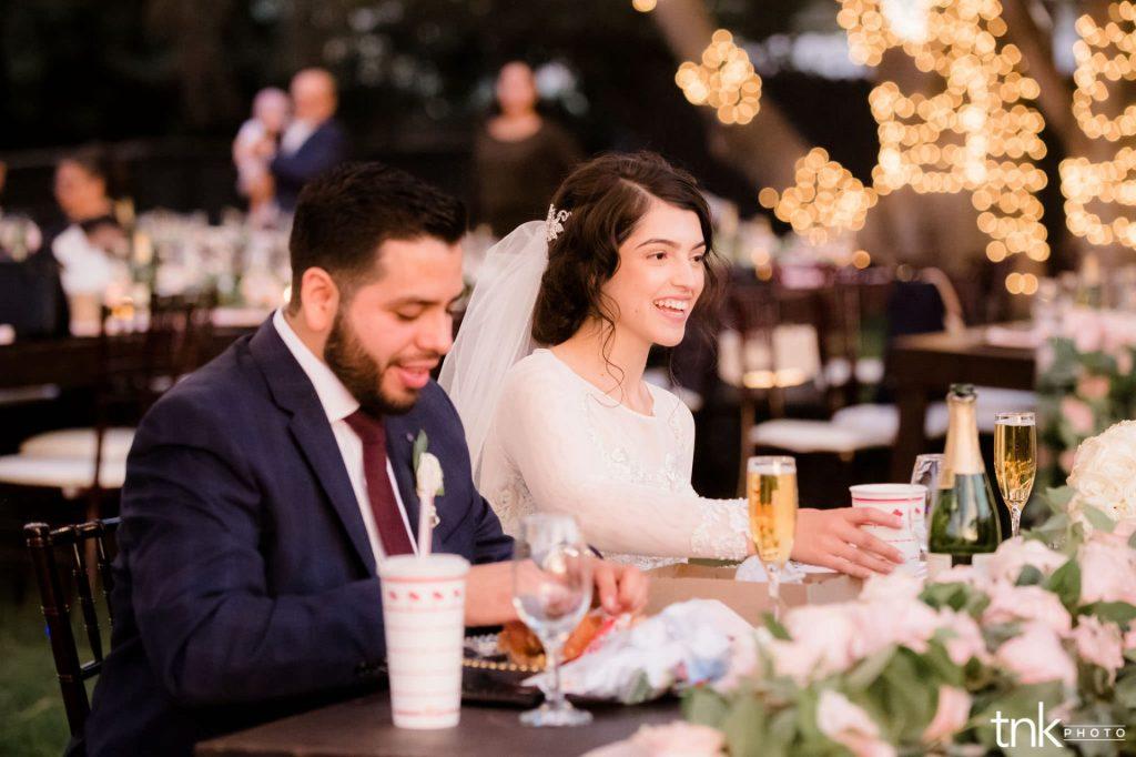 eureka building irvine wedding