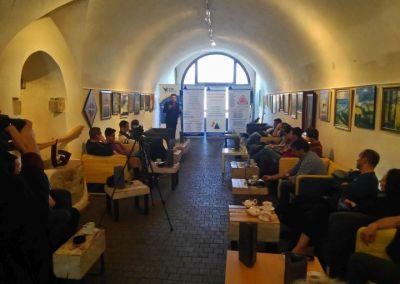 """Seminarul Politic """"Brătianu"""", organizat de TNL Alba Iulia. Dezbatere cu tema """"Succes și valoare în viață prin cunoașterea de sine"""""""