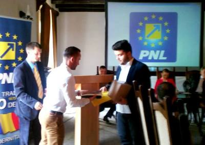 Câștigătorii concursului dedicat istoriei Partidului Național Liberal – o inițiativă a TNL Alba