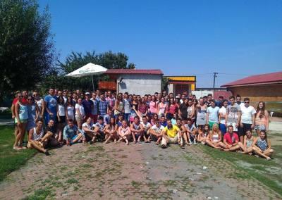 Școala de Vară TNL Alba la Costinești, ediția 2015. Peste 200 de tineri au participat la ateliere de lucru,seminarii și dezbateri pe teme referitoare la orientare în carieră și dezvoltare personală