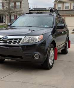 Subaru Forester Driver Side