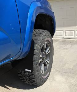 2016 Toyota Tacoma Front T N M F Mudflaps