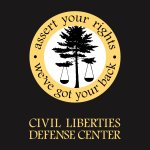 Civil Liberties Defense Center Logo