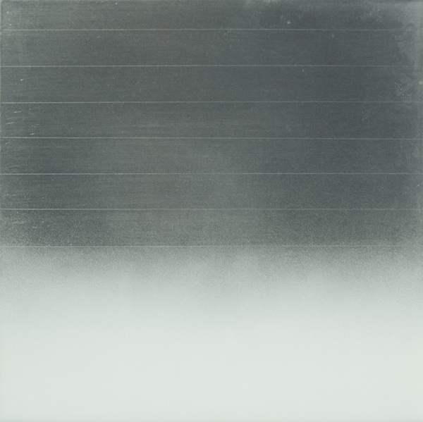 low res prayer_flag_white_for_tibetan_nuns_project_miya_ando_12x12inches_dye_phosphorescence_pigment_resin_on_aluminum_plate_2013_paddle8benefit.jpg copy