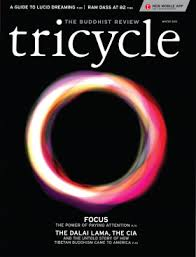 cover of Winter 2013 Tricycle magazine