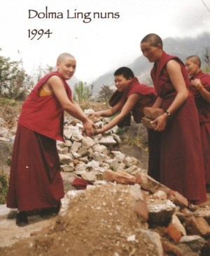 Create a legacy for Buddhist nuns