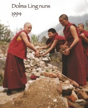 Create a legacy for Buddhist nuns