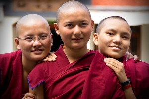 Monthly donor for Tibetan Nuns Project