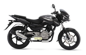 Pulsar 180cc motorcycle needed by TNP