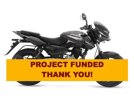 motorcycle, Tibetan Nuns Project