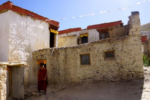 Dorjee Zong, Zanskar, Tibetan nunnery, stupa, Tibetan Nuns Project, Buddhist nuns, nun