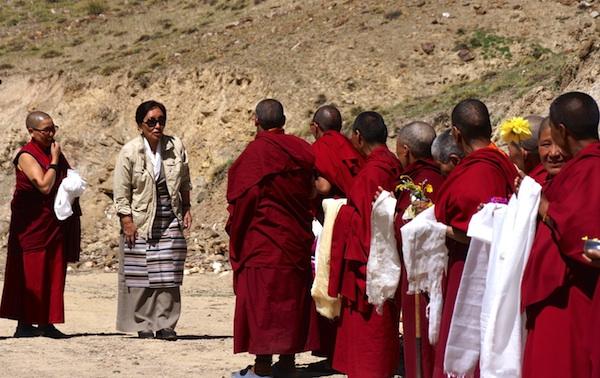 Buddhist nuns, ladakh, Rinchen Khando Choegyal, Tibetan Nuns Project, nuns, sponsor a nun, Dorjee Zong, Buddhist nunnery