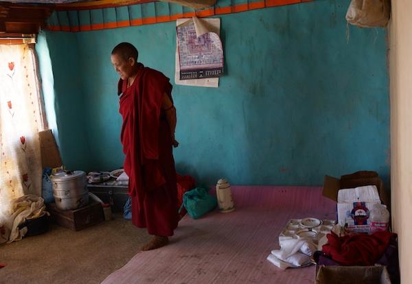 nun, Buddhist nun, nunnery, Buddhist nunnery, Dorjee Zong, Tibetan Nuns Project, sponsor a nun