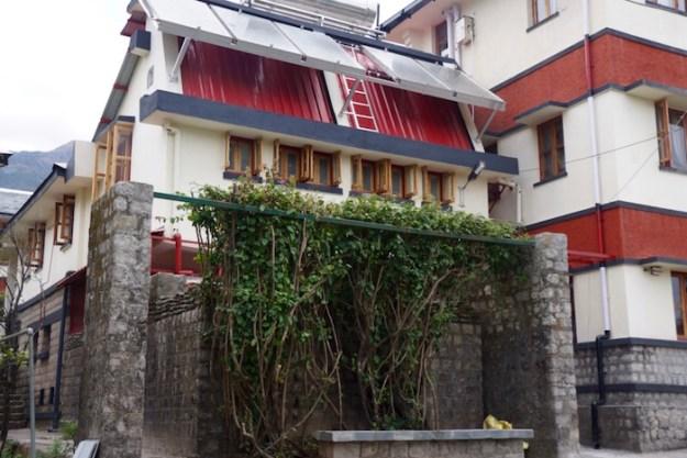 Dolma Ling kitchen