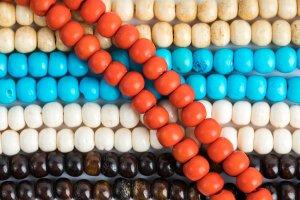 Assorted Bone Malas, mala, malas, Tibetan malas, Tibetan prayer beads,