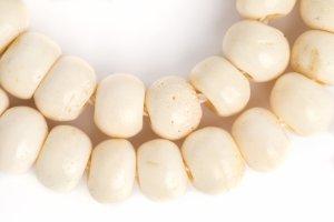 Mala Bone White